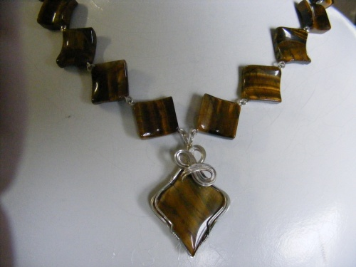 Tiger eye unique!!