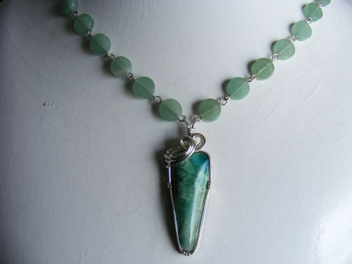 Aventurine eye candy