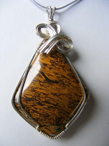 Brown Jasper frenzy