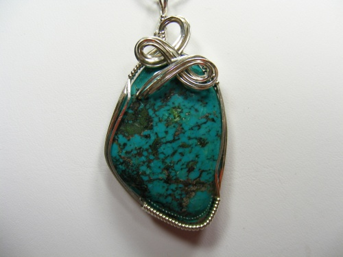 Turquoise Lovers Dream