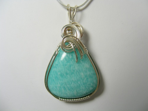 Amazonite Beauty