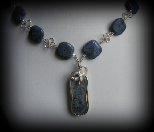 Kyanite Delight