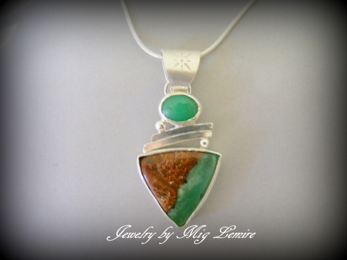 Chrysoprase Delight